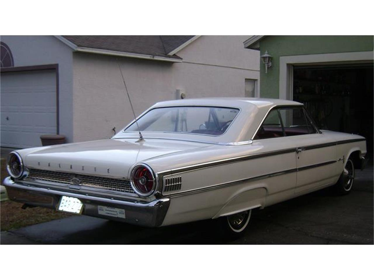 Large Picture of Classic '63 Ford Galaxie 500 XL located in Orlando Florida - AYA8