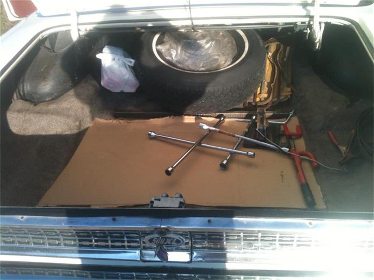 Large Picture of Classic '63 Galaxie 500 XL located in Orlando Florida - $20,000.00 Offered by a Private Seller - AYA8