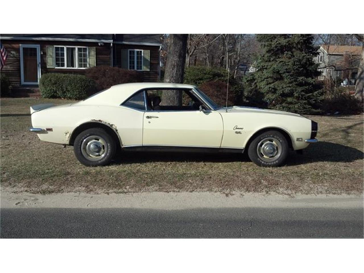 Large Picture of '68 Camaro RS/SS - B681