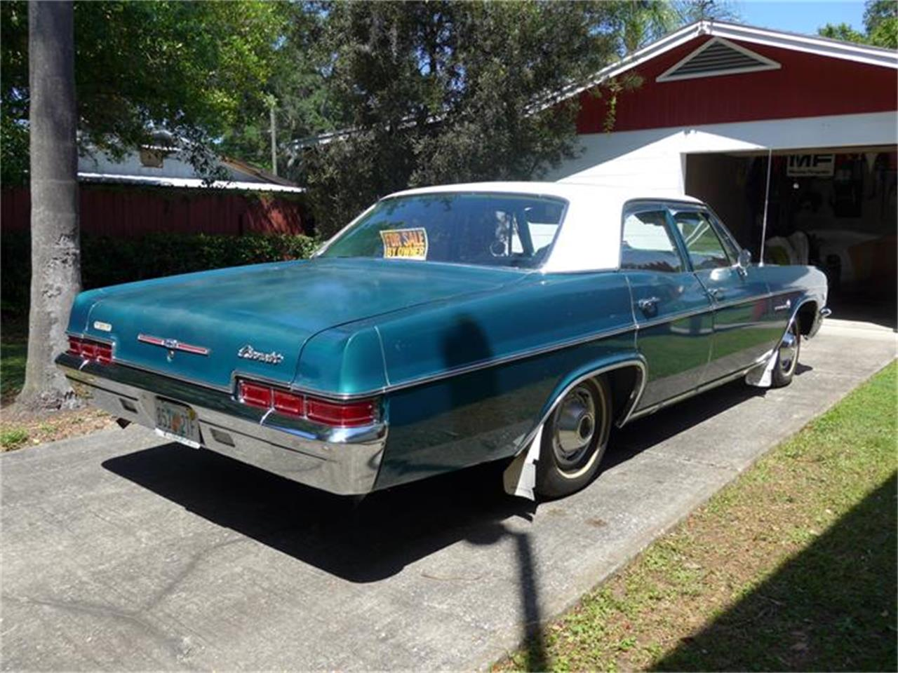Large Picture of Classic 1966 Chevrolet Impala Offered by a Private Seller - B878