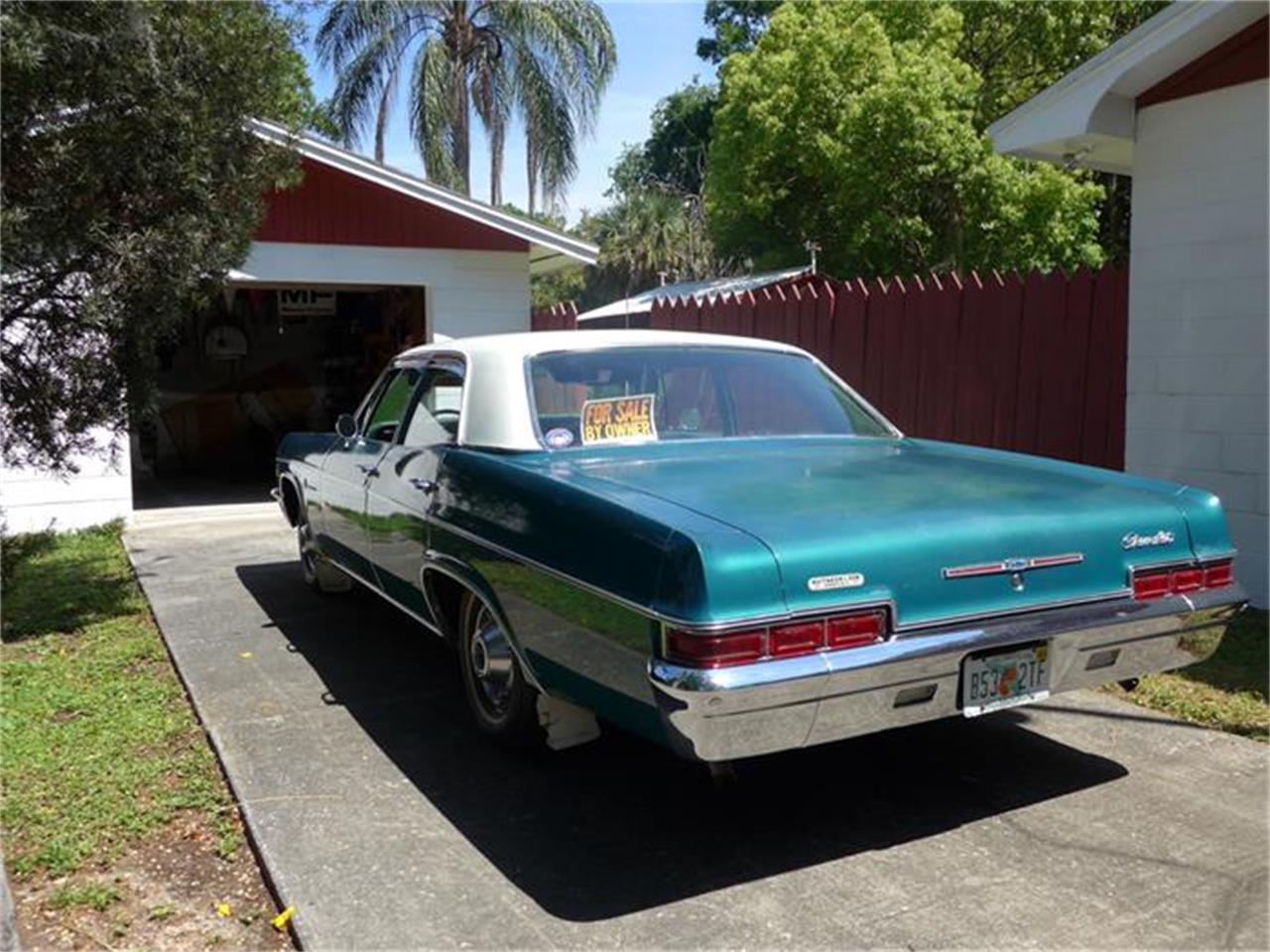 Large Picture of Classic 1966 Chevrolet Impala - $11,000.00 Offered by a Private Seller - B878