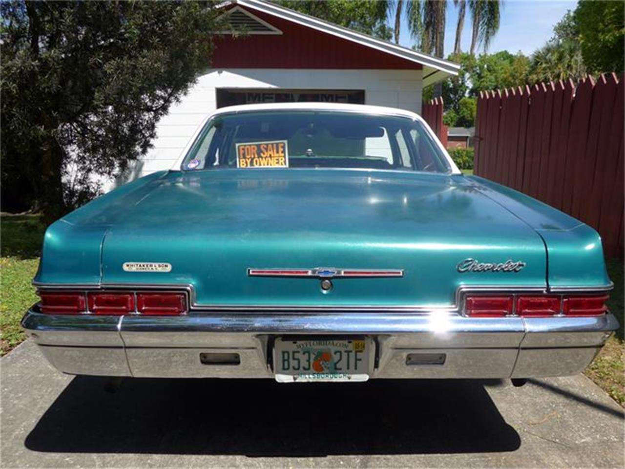 Large Picture of '66 Chevrolet Impala - B878
