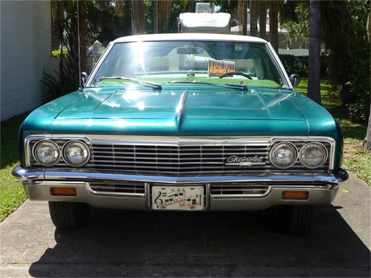 Large Picture of Classic '66 Impala Offered by a Private Seller - B878