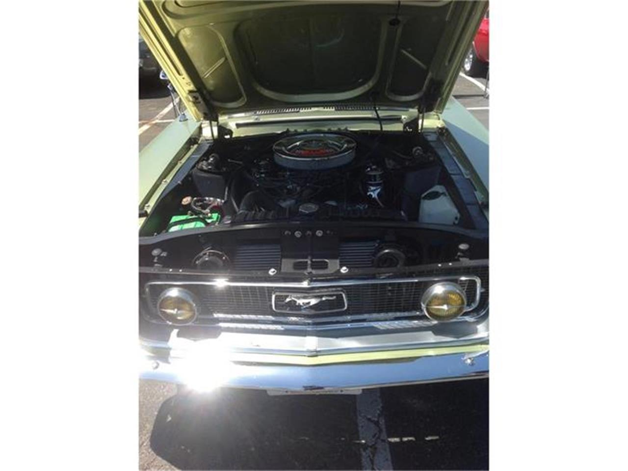Large Picture of '68 Mustang GT - B5J5