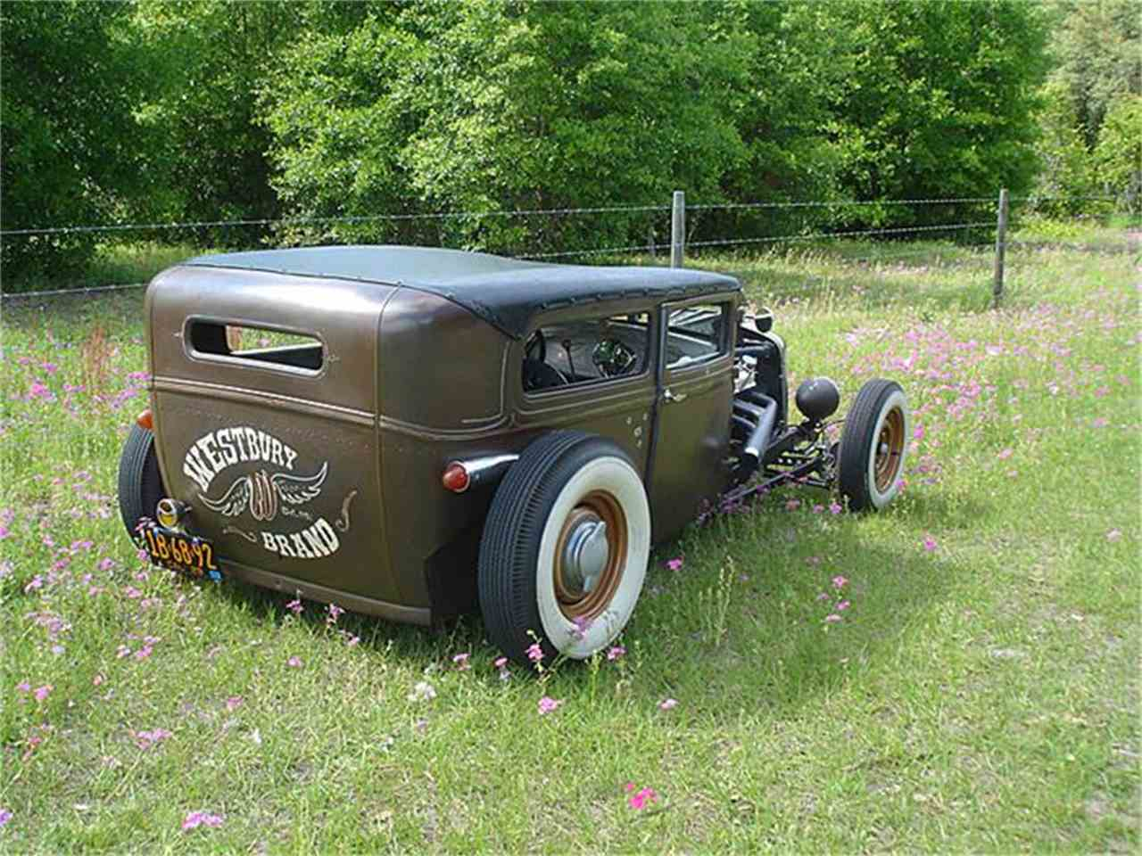Large Picture of '29 Model A - B5MH