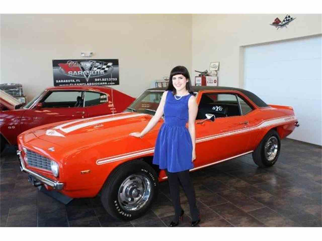 Large Picture of '69 Camaro - BBV0