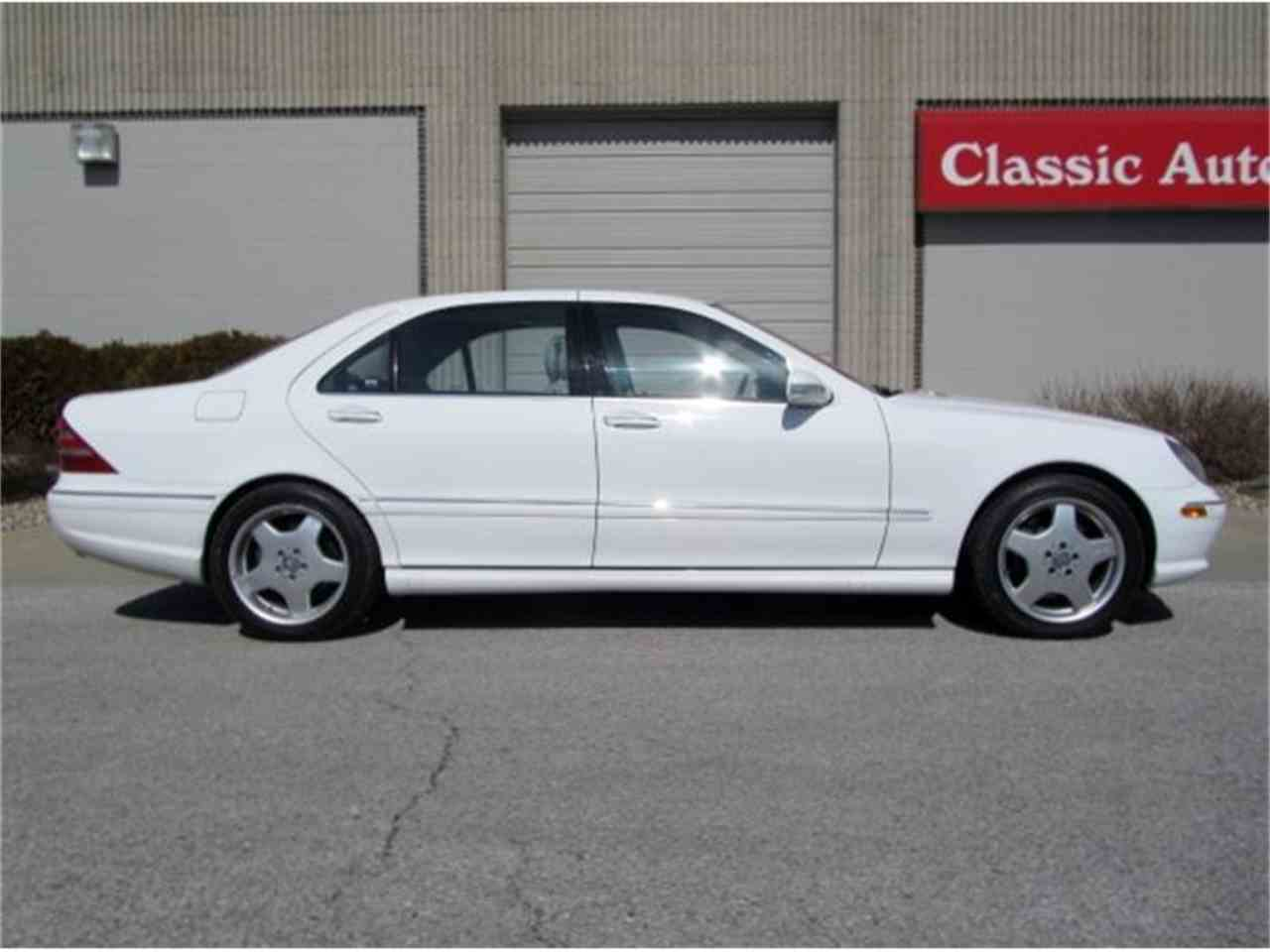 Large Picture of '01 S55 - BEAS