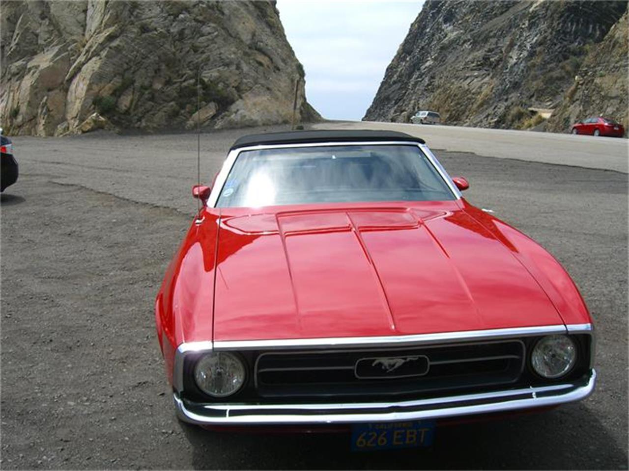Large Picture of '71 Mustang - BEQ2