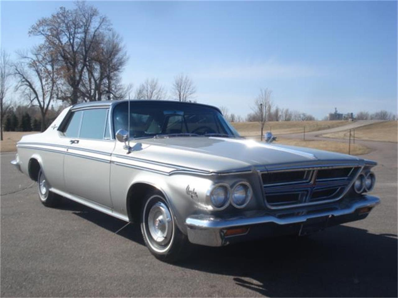 Large Picture of '64 Chrysler 300 Silver Edition located in Milbank South Dakota - $22,950.00 Offered by Gesswein Motors - BF2G