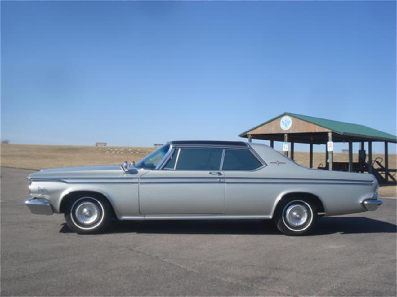 Large Picture of 1964 Chrysler 300 Silver Edition located in Milbank South Dakota - BF2G