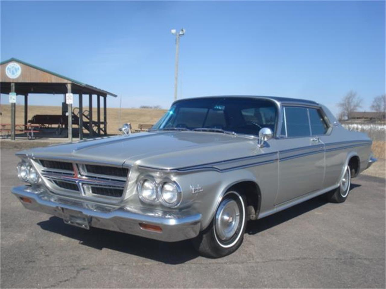 Large Picture of Classic 1964 300 Silver Edition located in South Dakota - $22,950.00 Offered by Gesswein Motors - BF2G