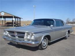 Picture of Classic 1964 Chrysler 300 Silver Edition located in South Dakota Offered by Gesswein Motors - BF2G