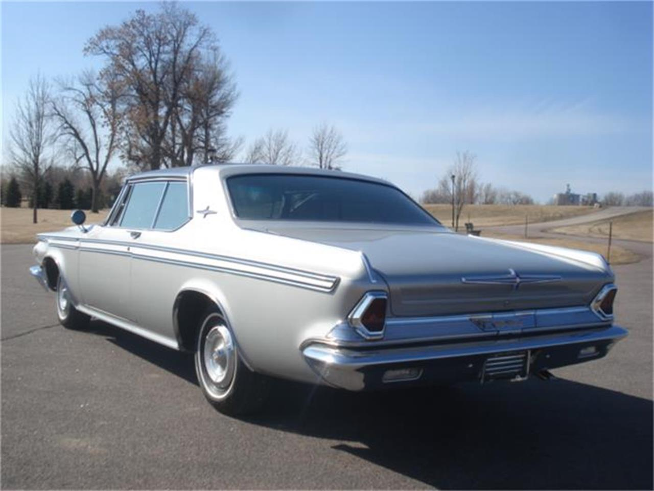 Large Picture of '64 Chrysler 300 Silver Edition Offered by Gesswein Motors - BF2G