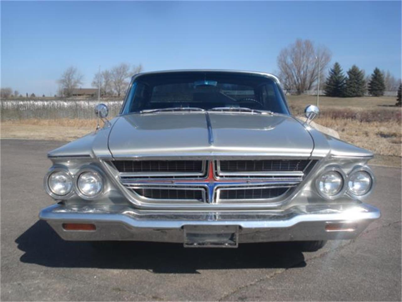 Large Picture of Classic 1964 Chrysler 300 Silver Edition Offered by Gesswein Motors - BF2G