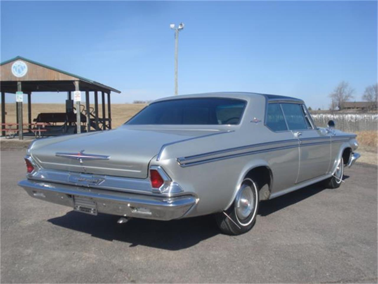 Large Picture of 1964 Chrysler 300 Silver Edition located in Milbank South Dakota - $22,950.00 Offered by Gesswein Motors - BF2G