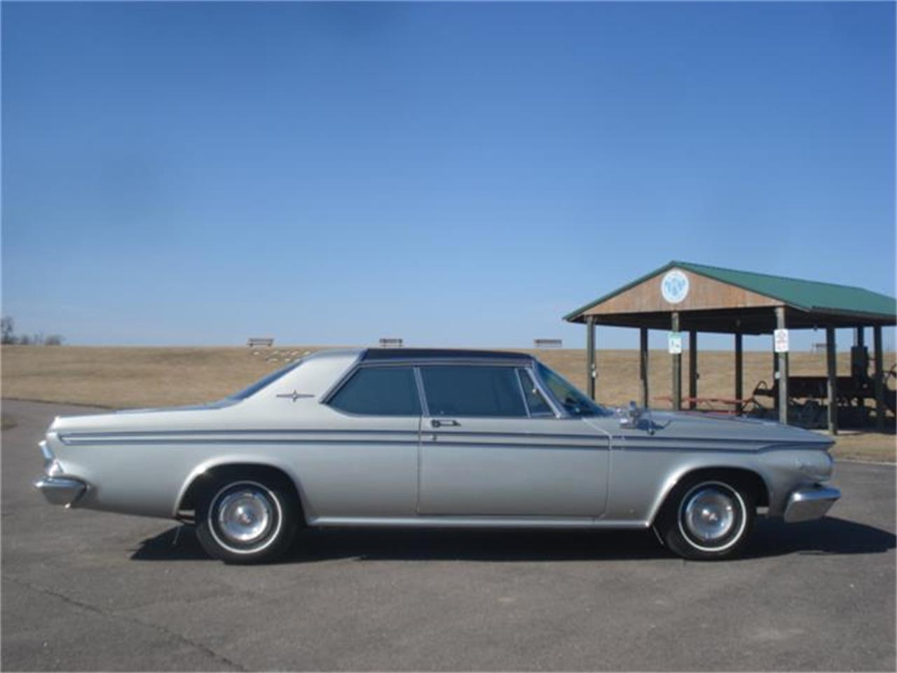 Large Picture of '64 Chrysler 300 Silver Edition - BF2G