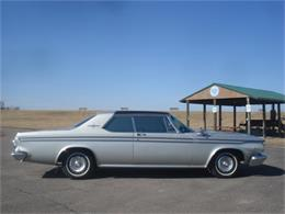 Picture of 1964 Chrysler 300 Silver Edition located in South Dakota - $22,950.00 Offered by Gesswein Motors - BF2G