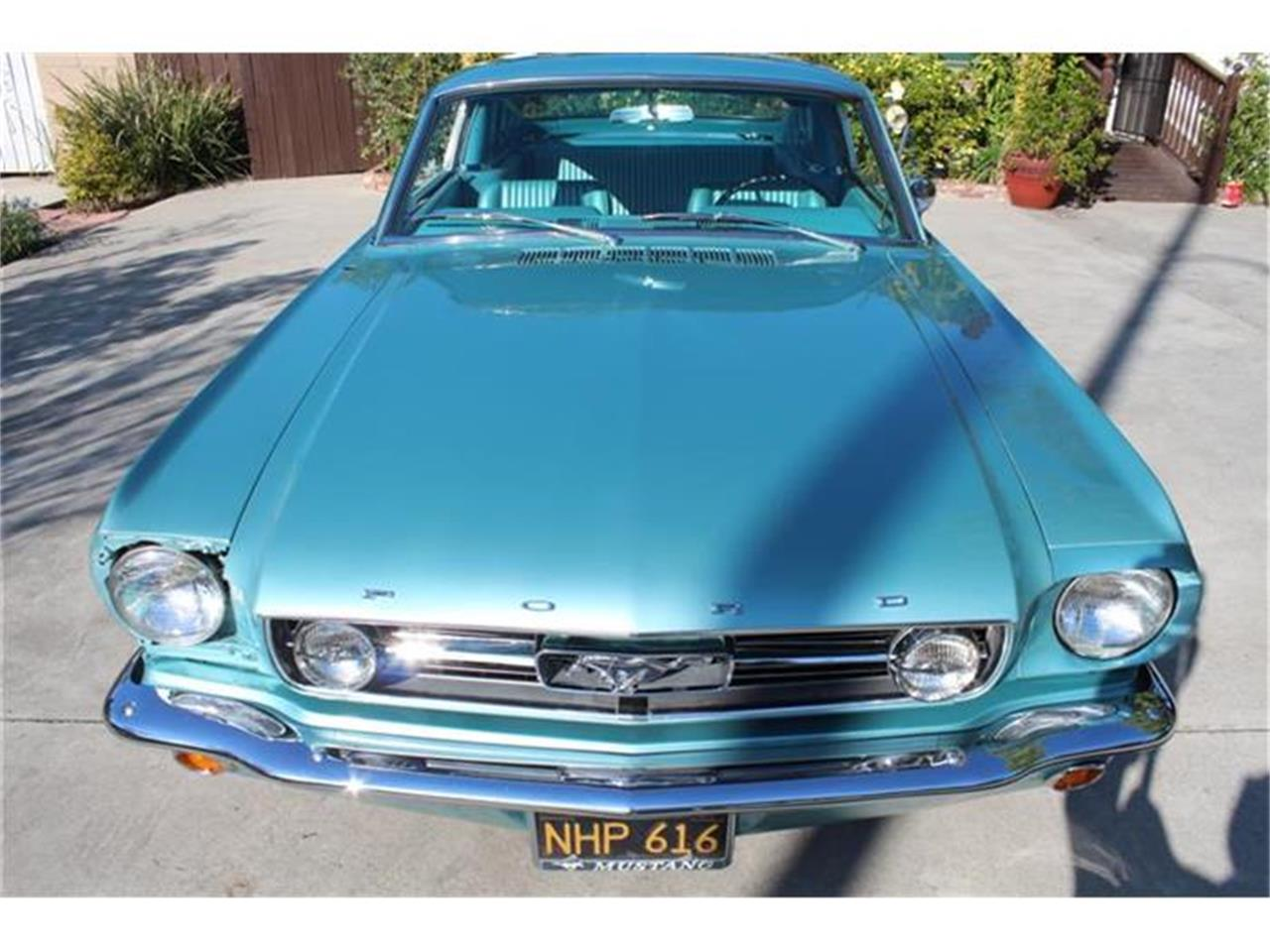 Large Picture of 1966 Ford Mustang located in West Covina California - BFEI