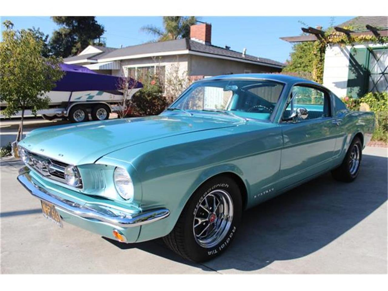 Large Picture of 1966 Mustang - BFEI