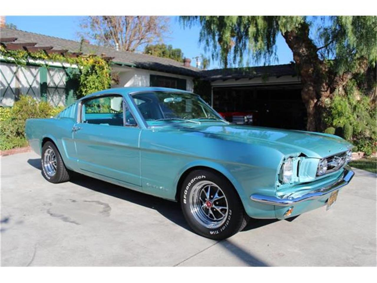 Large Picture of Classic '66 Mustang located in California - $40,000.00 Offered by a Private Seller - BFEI