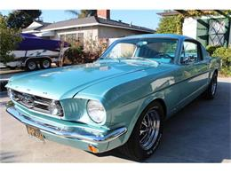 Picture of Classic 1966 Ford Mustang located in West Covina California - $40,000.00 - BFEI