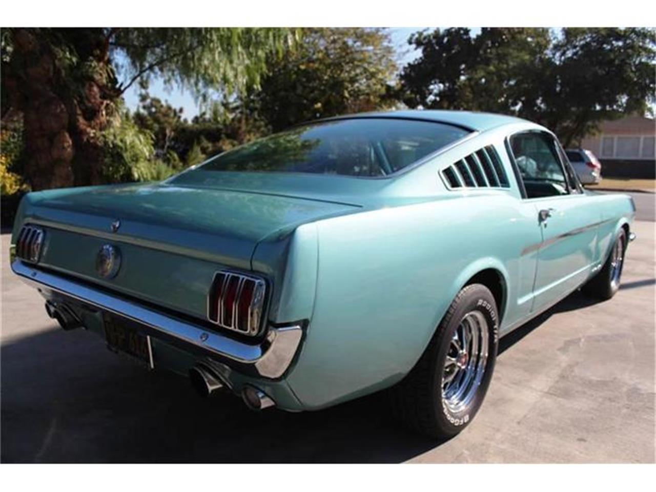 Large Picture of '66 Mustang located in West Covina California Offered by a Private Seller - BFEI