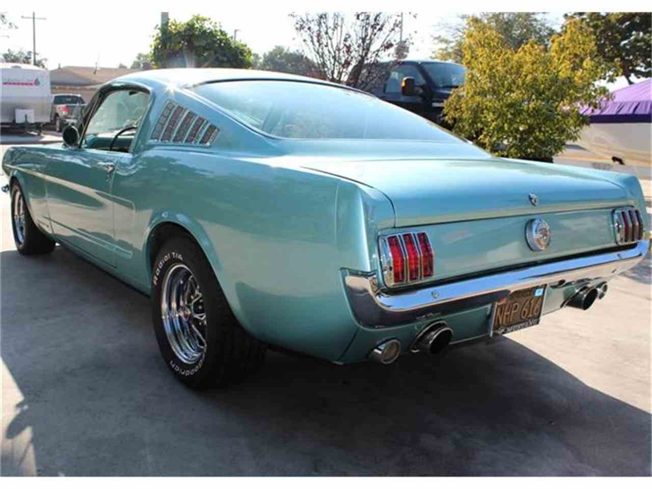 Large Picture of '66 Mustang - BFEI