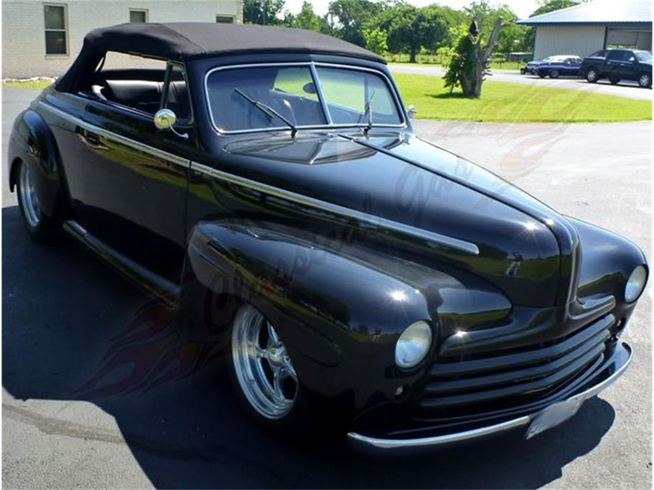 Large Picture of Classic 1947 Ford Convertible Offered by Classical Gas Enterprises - BGHY