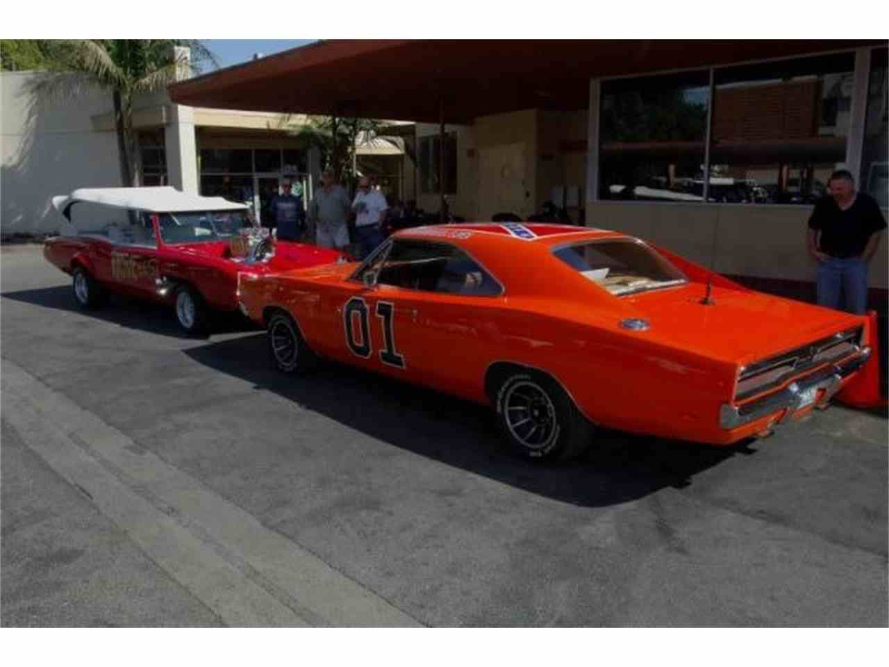 Large Picture of Classic 1969 Dodge Charger - BGPN