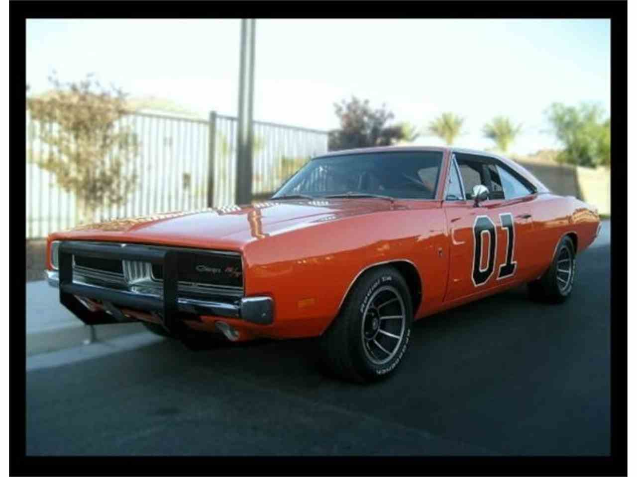 Large Picture of Classic 1969 Dodge Charger located in North Carolina - $150,000.00 Offered by Paramount Classic Car Store - BGPN