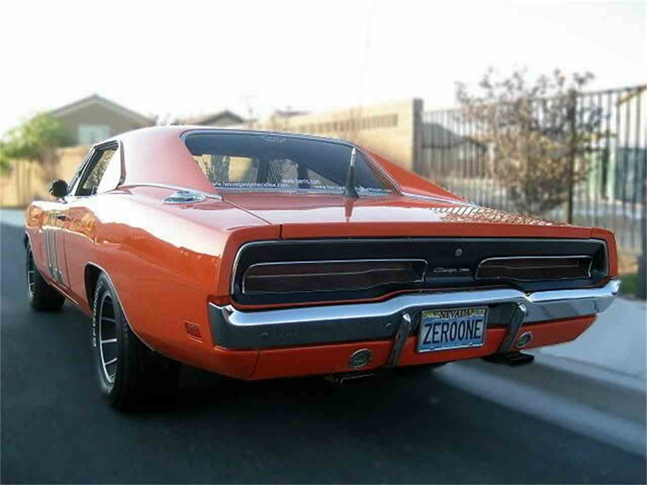 Large Picture of '69 Charger located in Hickory North Carolina - BGPN