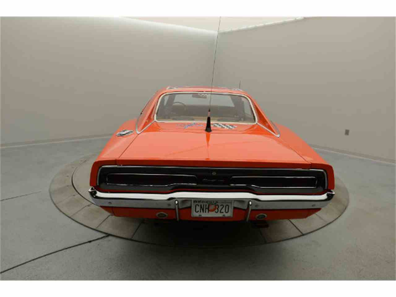 Large Picture of Classic '69 Dodge Charger located in Hickory North Carolina - BGPN