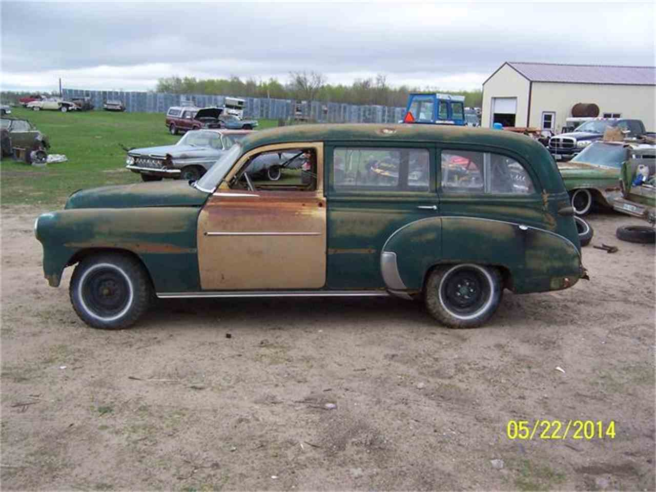 1951 Chevrolet Station Wagon for Sale | ClassicCars.com | CC-535184