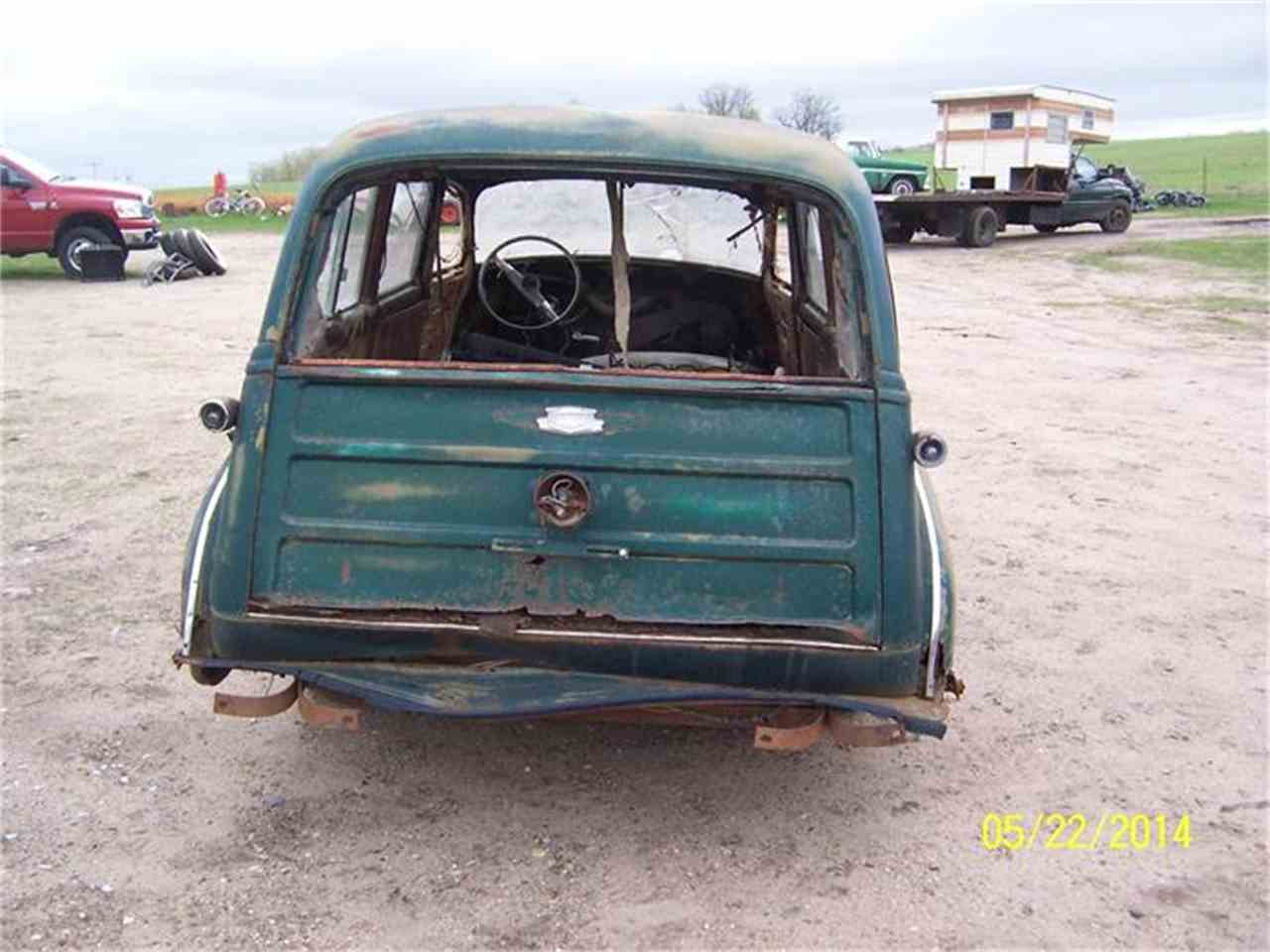 Large Picture of '51 Station Wagon - BGY8