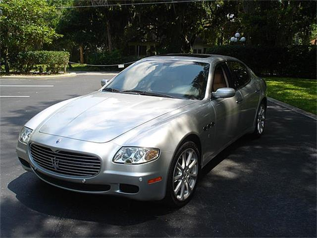 Picture of '05 Quattroporte - BH8C