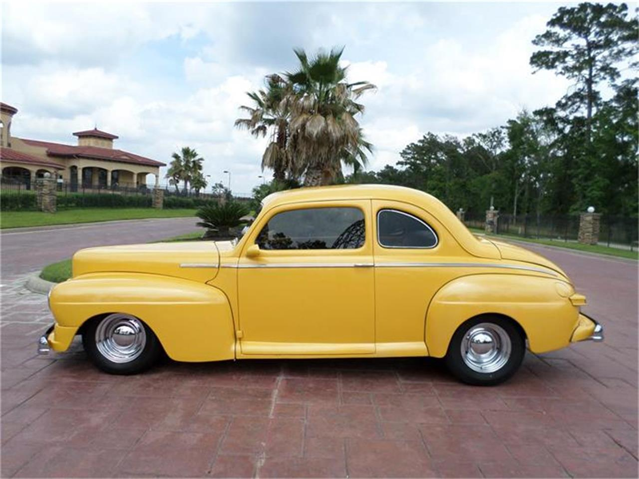 Large Picture of Classic '48 Mercury 2-Dr Coupe located in Conroe Texas - $24,988.00 Offered by Texas Trucks and Classics - BHFM