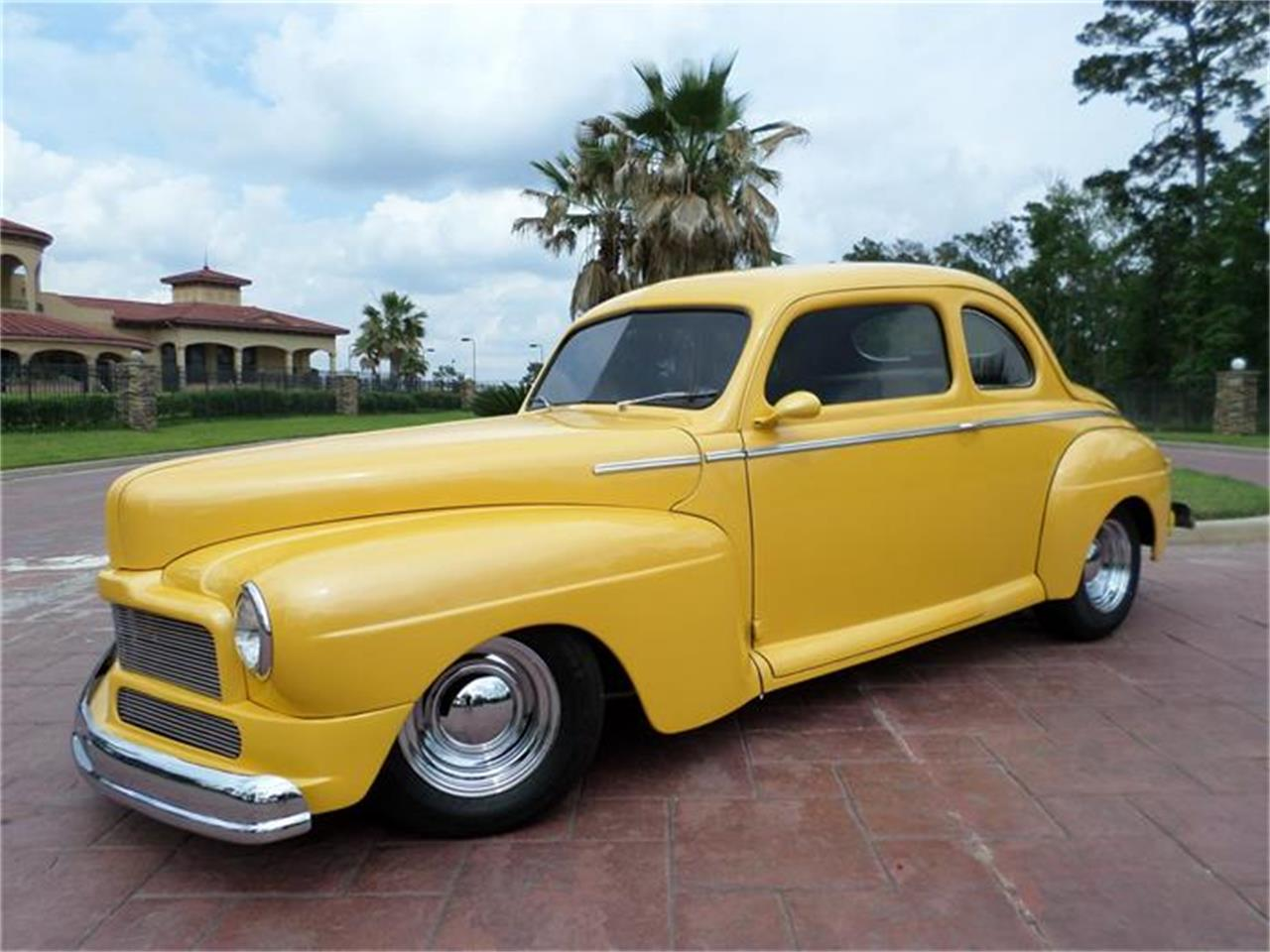 Large Picture of 1948 2-Dr Coupe located in Conroe Texas - $24,988.00 Offered by Texas Trucks and Classics - BHFM