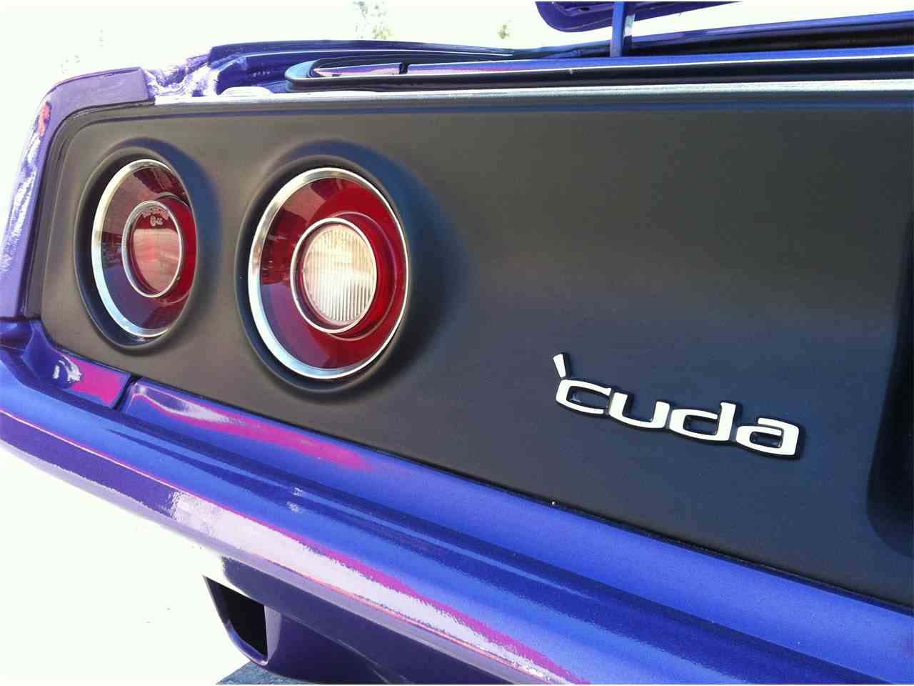 Large Picture of '74 Cuda located in California - $40,000.00 - BI38
