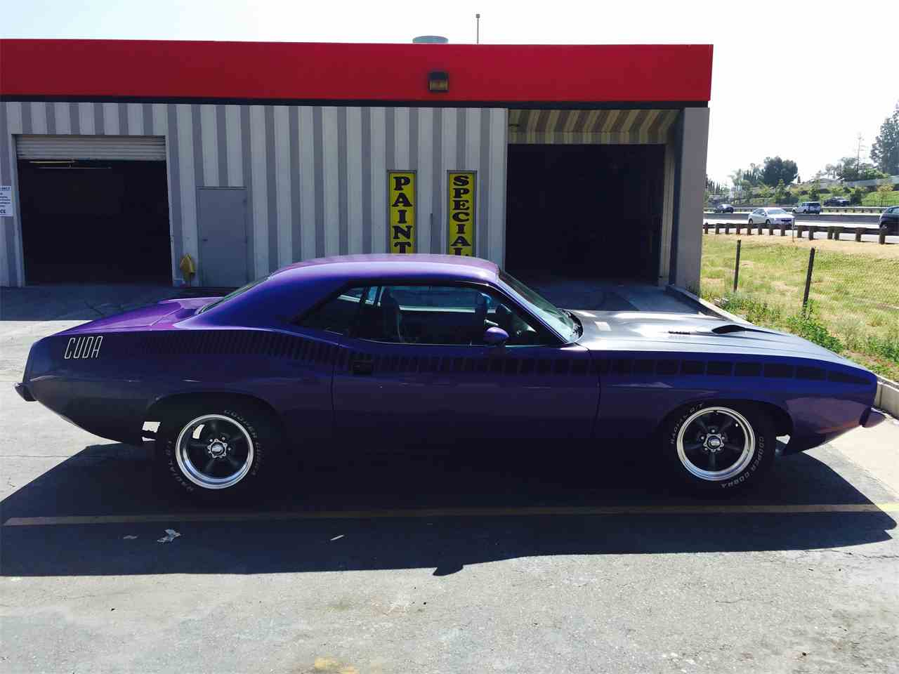 Large Picture of '74 Plymouth Cuda located in California Offered by a Private Seller - BI38