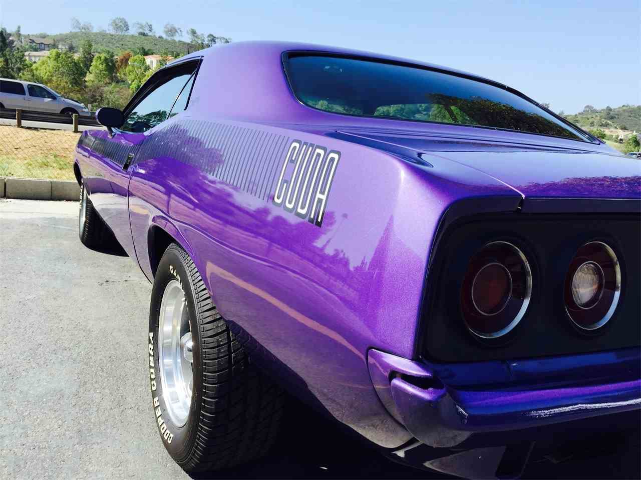 Large Picture of '74 Plymouth Cuda - BI38