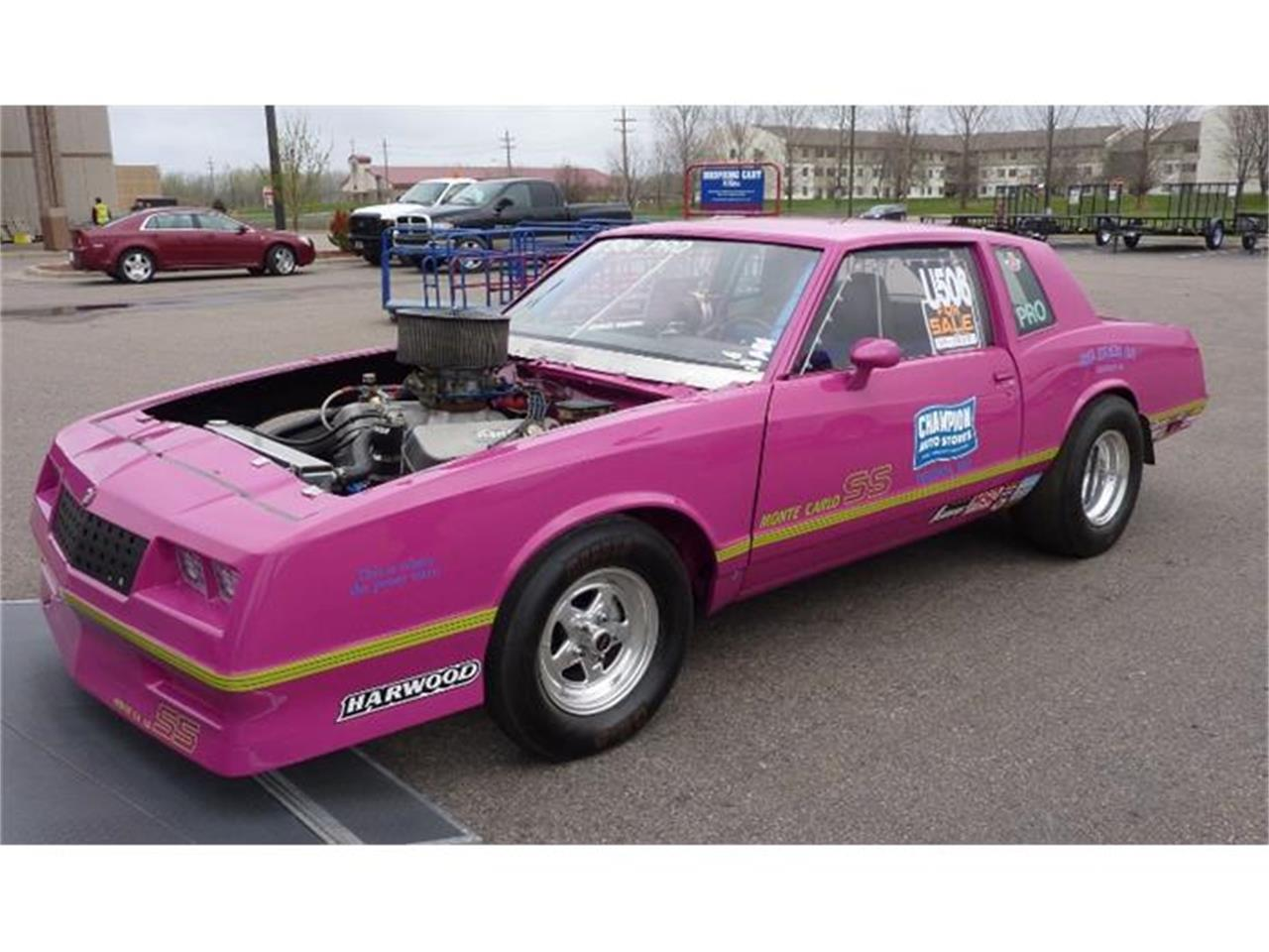 Large Picture of '85 Monte Carlo - BKG1