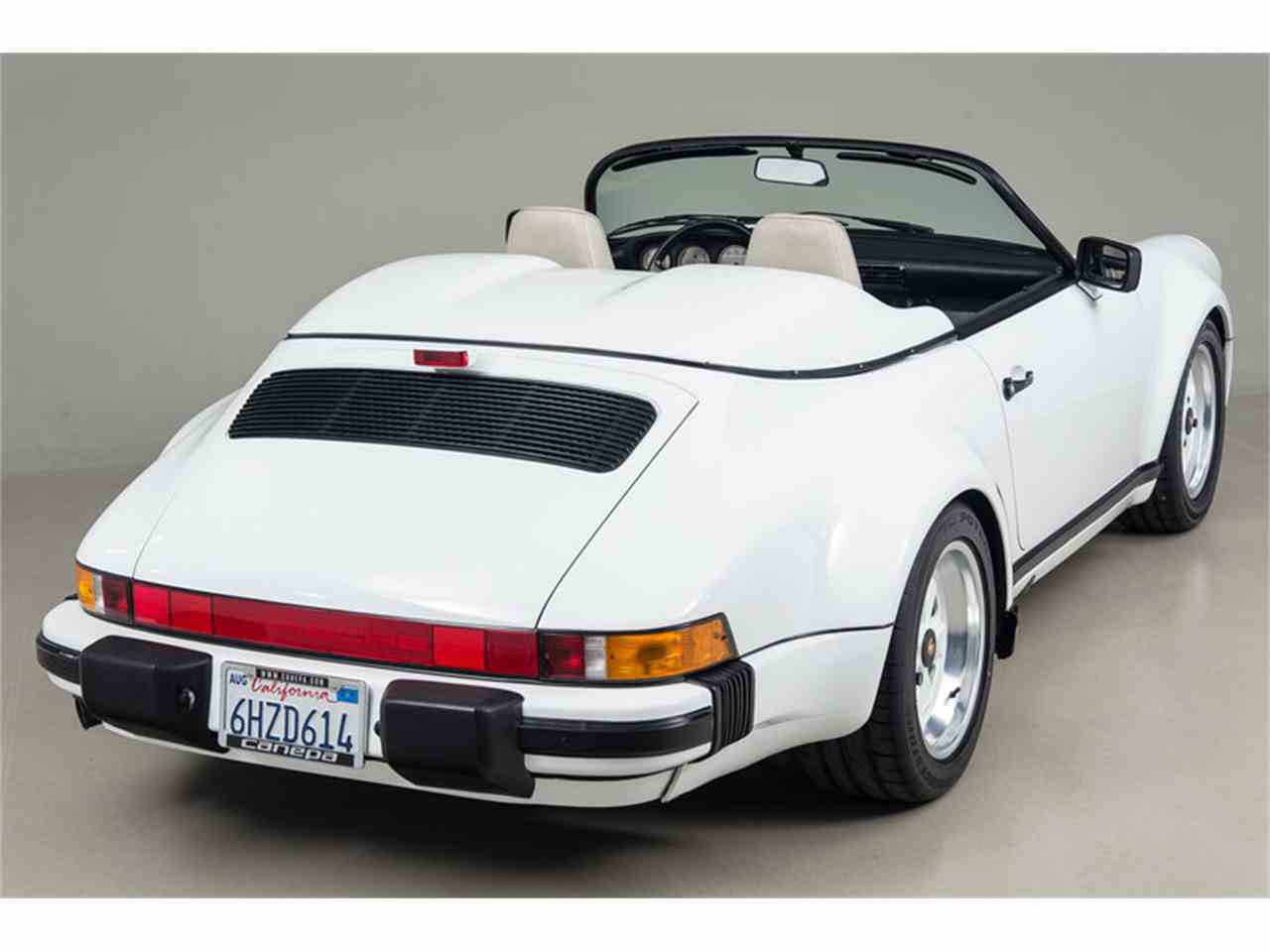 1989 Porsche 911 Speedster For Sale Classiccars Com Cc