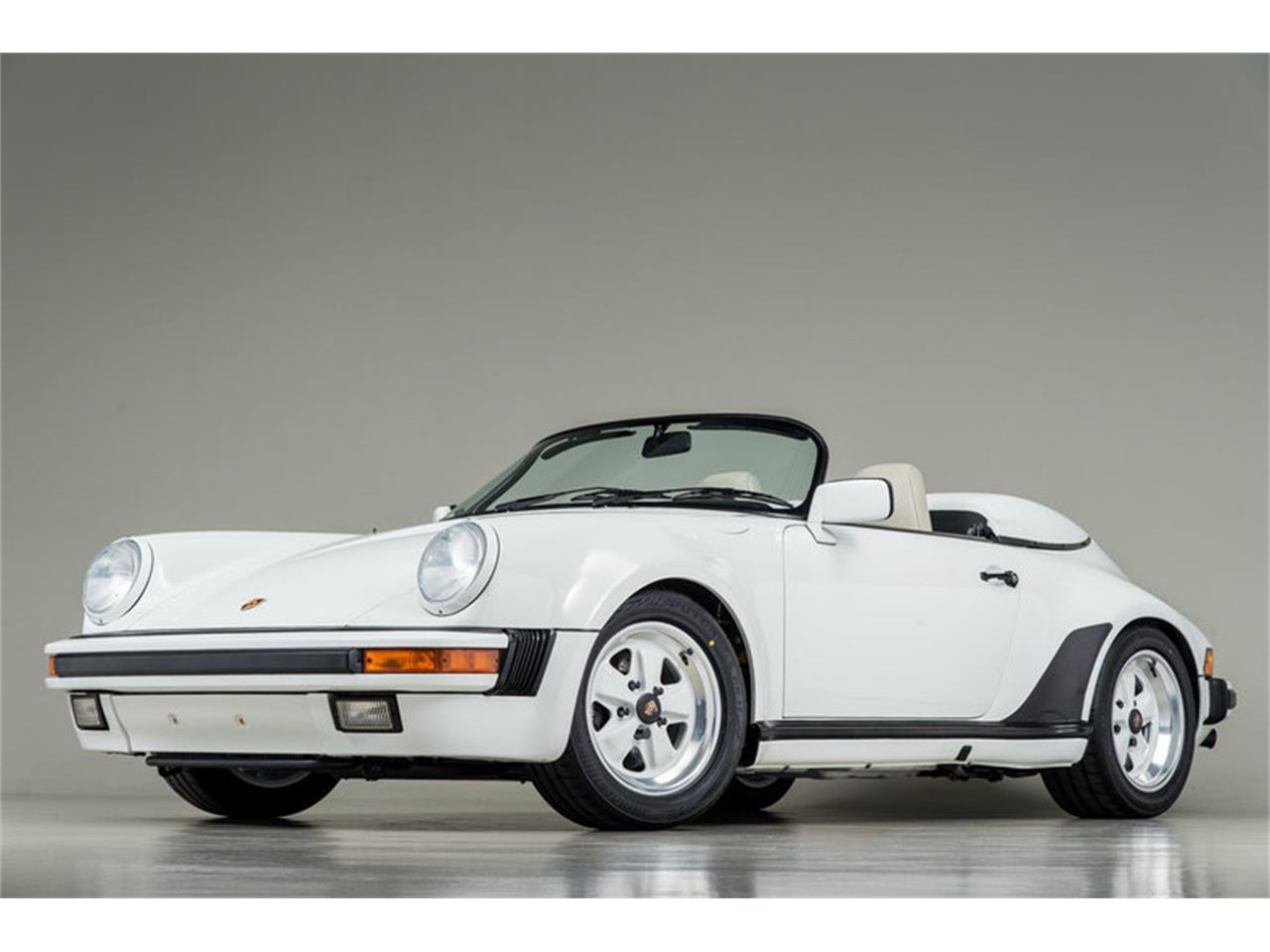 Large Picture of '89 911 Speedster - BLO2