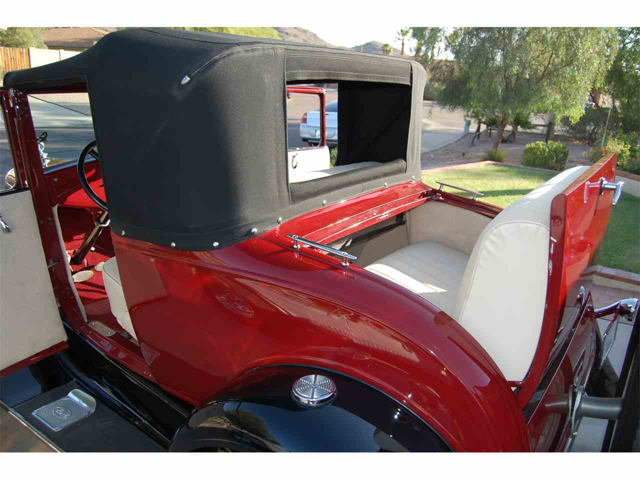 Large Picture of '31 Model A - BMWU