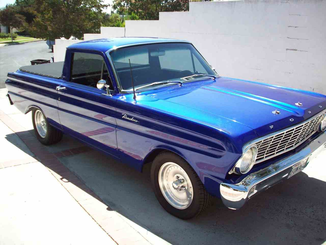 Large Picture of '64 Ranchero - BQAL