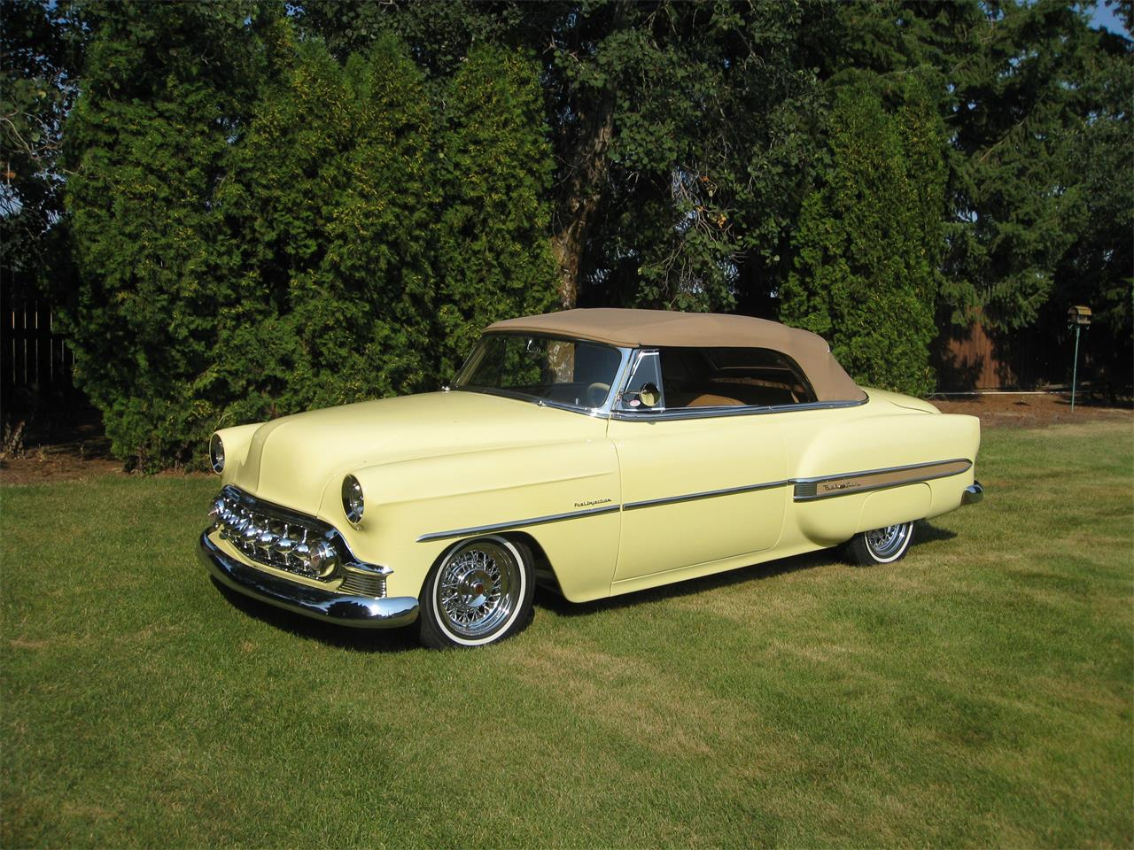 Large Picture of Classic 1953 Bel Air located in Washington - $68,000.00 - BR24