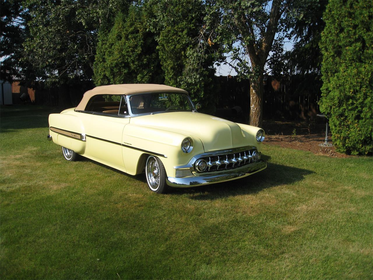Large Picture of Classic 1953 Chevrolet Bel Air - $68,000.00 - BR24