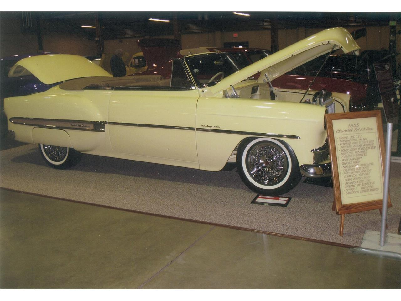 Large Picture of Classic 1953 Chevrolet Bel Air located in Deer Park Washington Offered by a Private Seller - BR24
