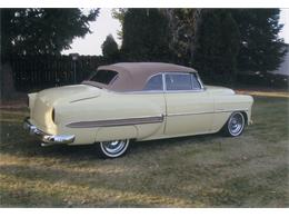 Picture of 1953 Chevrolet Bel Air located in Deer Park Washington - $68,000.00 Offered by a Private Seller - BR24