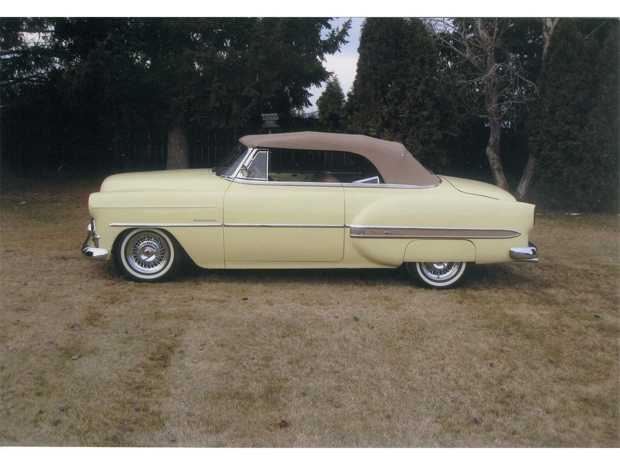 Large Picture of Classic '53 Chevrolet Bel Air Offered by a Private Seller - BR24